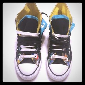 Converse Shoes - Funky Converse All Stars